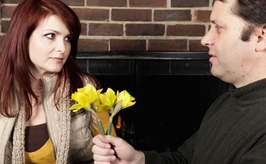 Women suspicious of nice husbands