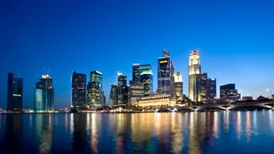 Singapore, stopover paradise
