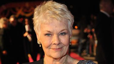 "Judi Dench: ""I'm not going blind"""