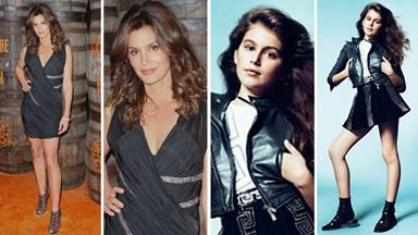 Cindy Crawford jealous of her 10-year-old daughter