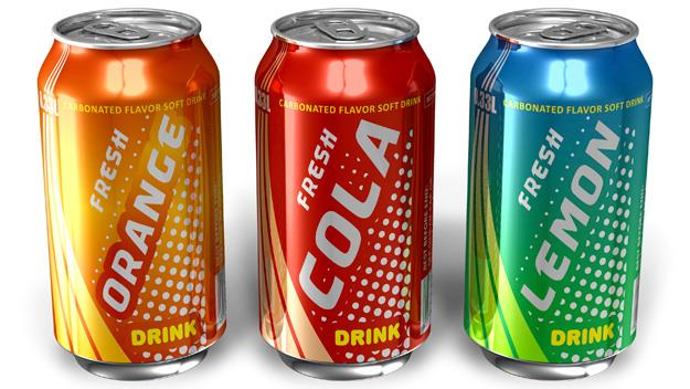 Sugary soft drinks linked to heart disease