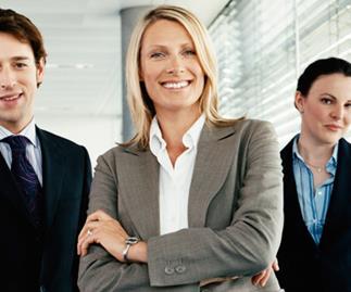 Women make better bosses