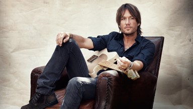 Keith Urban on Nicole, kids and The Voice
