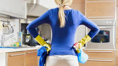 Should women still be doing more housework than men?