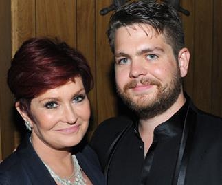 Sharon Osbourne breaks down over son's MS