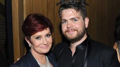 Sharon Osbourne breaks down over son's multiple sclerosis