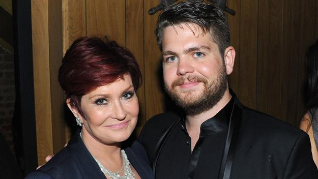 Sharon Osbourne breaks down over son's MS