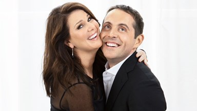 Julia Morris: My amazing house-husband