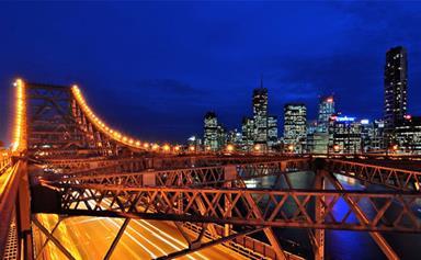 Australia's buzzing new metropolis: Brisbane