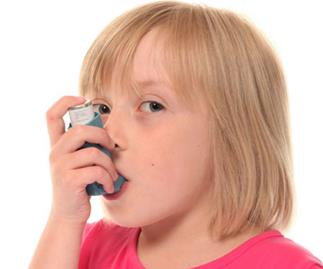 Asthma drug stunts kids' growth