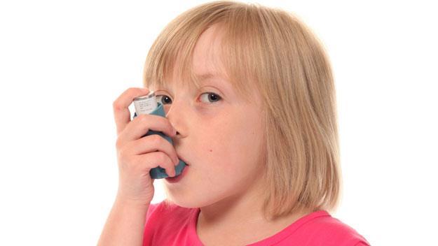 Asthma drug stunts kids' growth