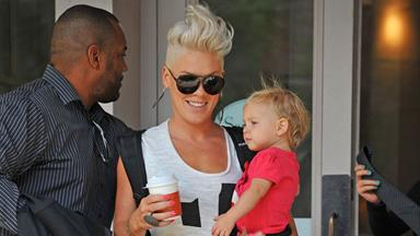 Pink: I'm a breastfeeding militant