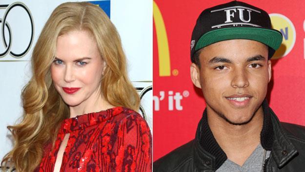 Nicole Kidman and Connor Cruise
