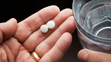 Aspirin linked to blindness