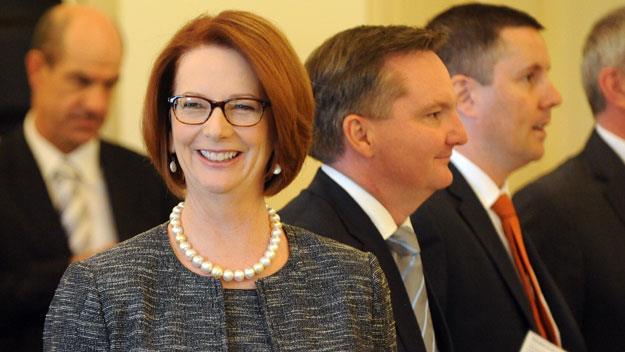 Why Julia Gillard can't win when it comes to fashion