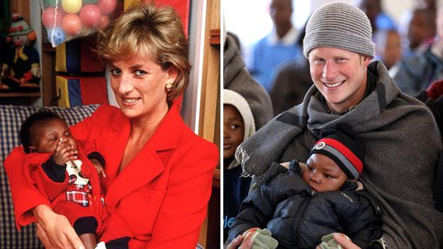 Like mother, like son: Prince Harry heading to Africa to help HIV orphans