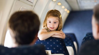 The horrors and delights of travelling with kids