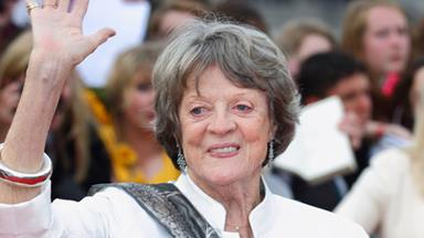 "Maggie Smith: ""Life is pointless without my husband"""