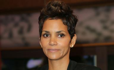 Halle Berry pregnant at 46