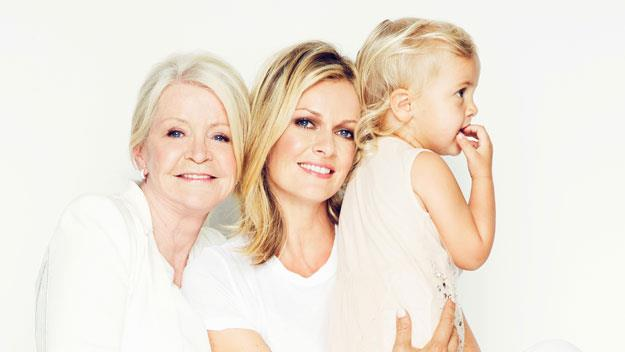 Sarah Murdoch: 'When Aerin turns 20, breast cancer will be a thing of the past'