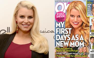 Jessica Simpson sued for pretending fan's baby is her own