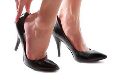 Pregnant in heels: Podiatrists say no