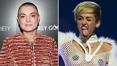Miley Cyrus rejects Sinead O'Connor's 'motherly' advice