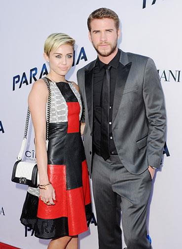Miley Cyrus and Liam Hemsworth were engaged in June 2012 and ended it this month.