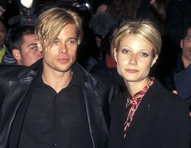 Brad Pitt and Gwyneth Paltrow were set to wed until 1997.