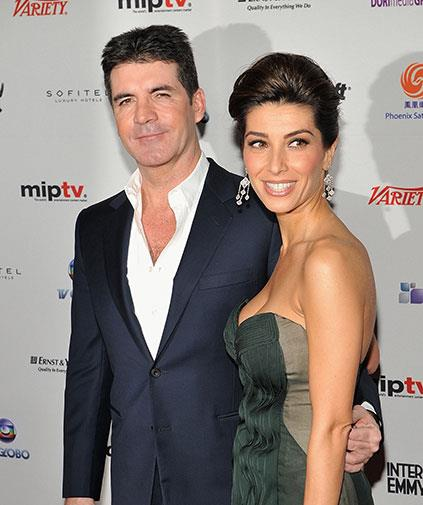 "Simon Cowell said his engagement to Mezhgan Hussainy was ""a big mistake""."