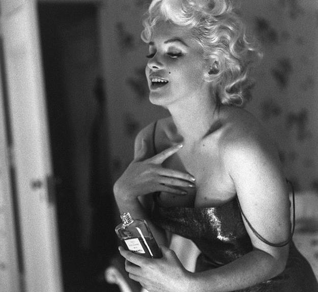 Marilyn Monroe new face of Chanel 50 years after her death