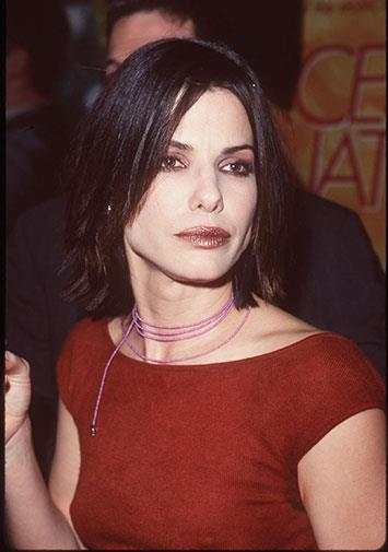 At the forces of nature premiere in 1999.