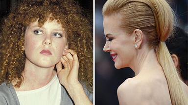 Nicole Kidman's most memorable hairstyles