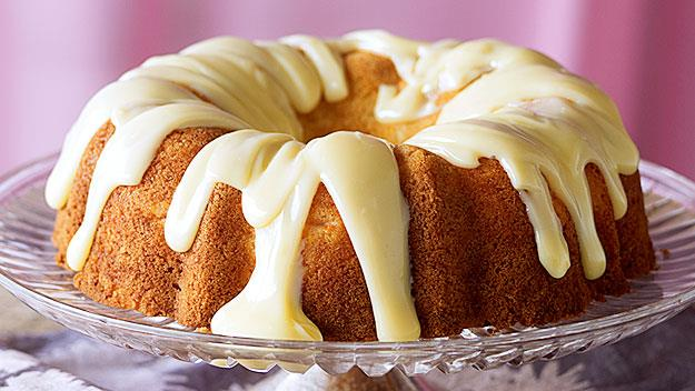"**[Apricot sour cream cake](https://www.womensweeklyfood.com.au/recipes/apricot-sour-cream-cake-17924|target=""_blank"")**  Opposites attract in this cake with sour cream, white chocolate and apricot creating an explosion of flavour in your mouth."