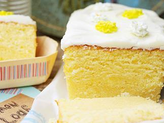 Lemon buttermilk loaves