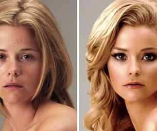 An amazing Photoshop transformation.