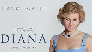 Diana film flops at the US box office
