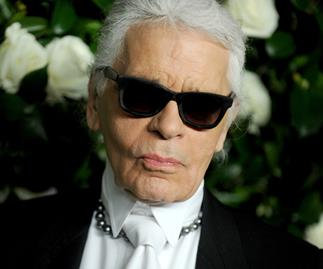 Karl Lagerfeld speaks out against Photoshop