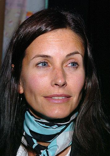 Courteney Cox in 2005.
