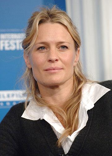 Robin Wright Penn in 2006.