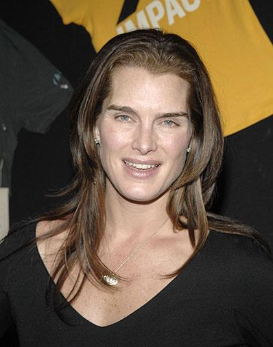 Brooke Shields in 2006.