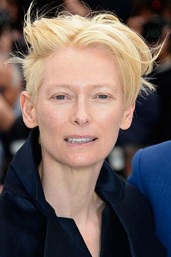 Tilda Swinton in 2013.