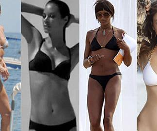 Foxy over 40: The best bikini bodies