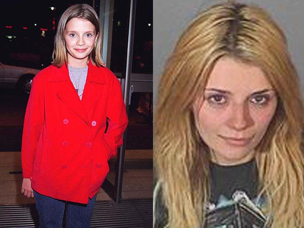 Before The O.C. Mischa Barton starred in Disney film A Ring of Endless Light but was later arrested for driving under the influence and drug possession.