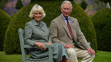 Camilla: Charles is 'not one for chilling'