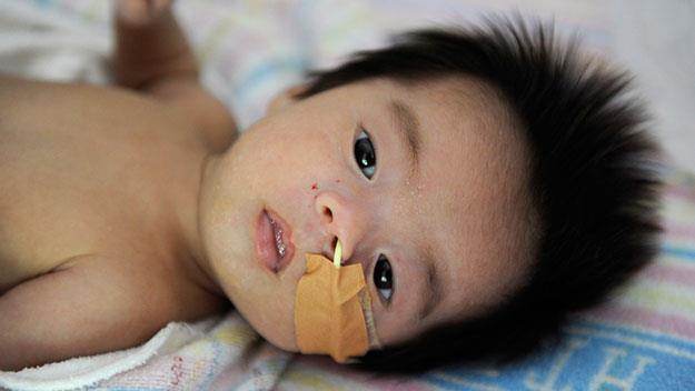 Baby Yuta. Photography by Jimmy Pozarik.