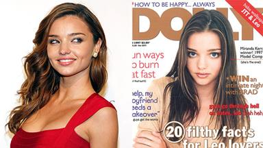 Miranda Kerr: From Dolly girl to supermodel