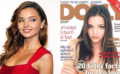 Miranda Kerr: From Dolly girl to supermodel