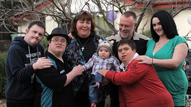 I adopted four kids with disabilities