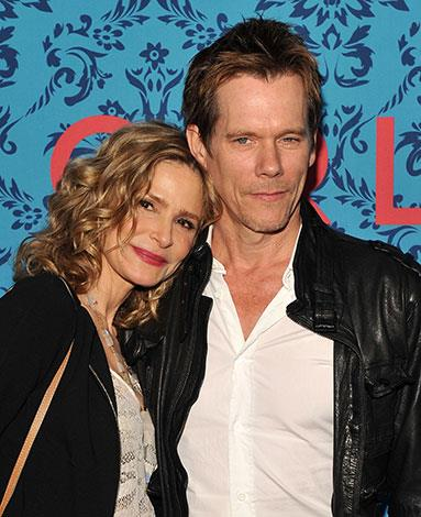 Kevin Bacon and actress Kyra Sedgwick have been married for 25 years.